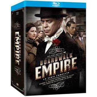 Boardwalk EmpirePack Boardwalk Empire - Serie completa - Blu-Ray