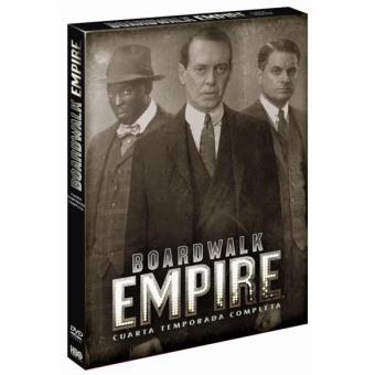Boardwalk EmpireBoardwalk Empire  Temporada 4 - DVD