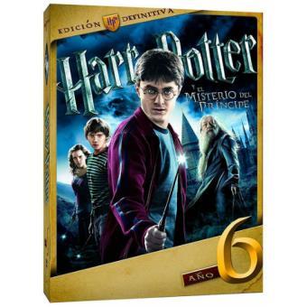 Harry Potter y el misterio del príncipe - Blu-Ray + Libreto