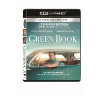 Green Book - UHD + Blu-Ray