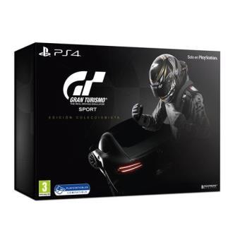 Gran Turismo Sport Edición Coleccionista PS4