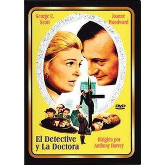 El detective y la doctora - DVD