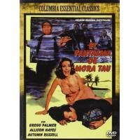 El fantasma de Mora Tau - DVD
