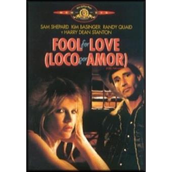 Loco por amor - DVD