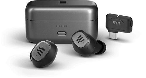 Auriculares gaming Bluetooth Sennheiser Epos GTW 270 Hybrid