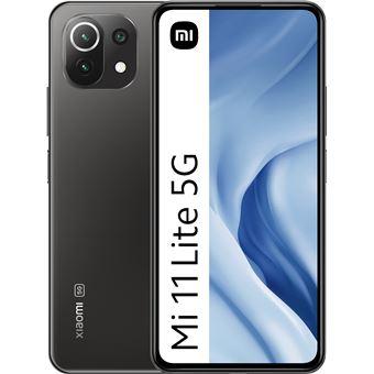 Xiaomi Mi 11 Lite 5G 6,55'' 128GB Negro