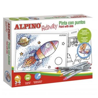 Alpino activity - Pinto con puntos