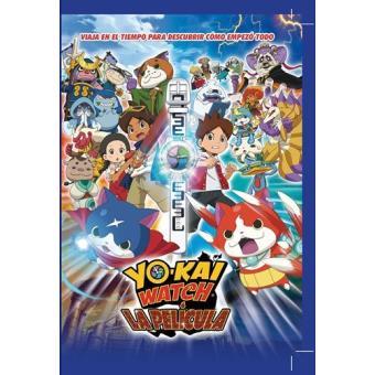 Yo Kai Watch. La película - DVD