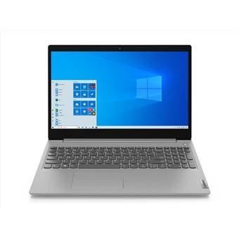 Portátil Lenovo ideaPad 3 15IIL05 15,6'' Gris