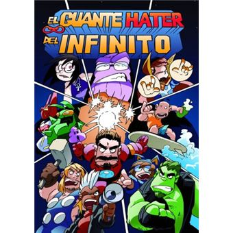 El guante hater del infinito