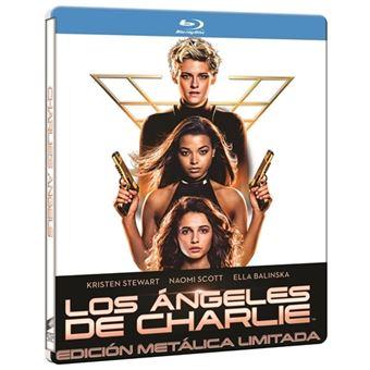 Los Ángeles de Charlie - Steelbook Blu-ray