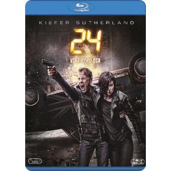 Pack 24: Vive otro día - Blu-Ray