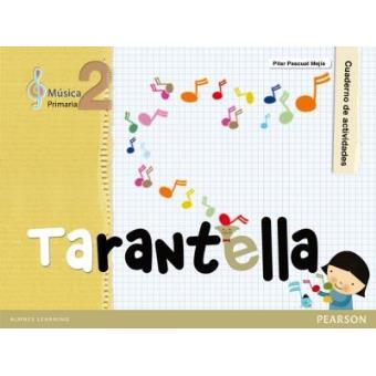 Tarantella 2 pack cuaderno actividades