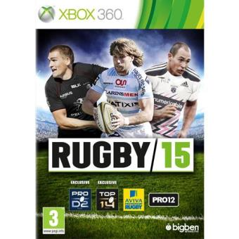 Rugby 2015 Xbox 360
