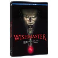 Wishmaster Ed. Remasterizada - DVD