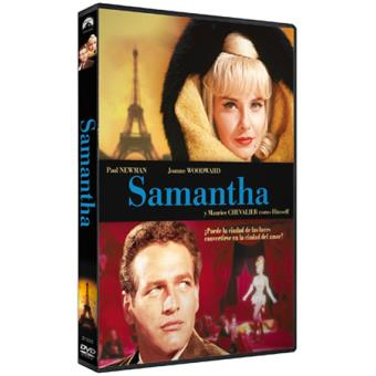 Samantha - DVD
