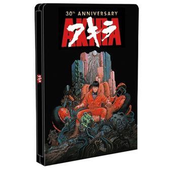 Akira - Ed 30 aniversario - Steelbook Blu-Ray