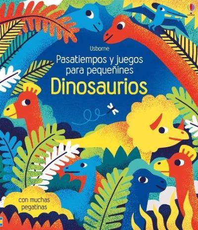 Dinosaurios. Pasatiempos y juegos