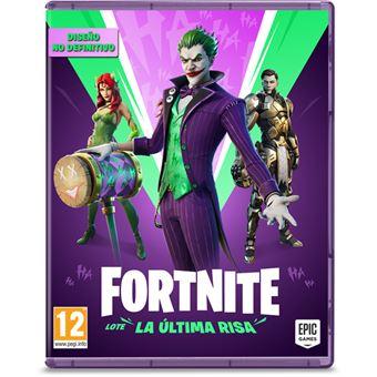 Fortnite Lote la última Risa Xbox One