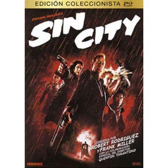 Sin City -  Ed coleccionista - Blu-Ray