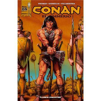 Conan El cimmerio nº 08/17