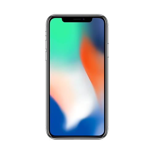 Apple iPhone X 64GB Plata