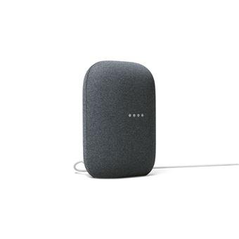 Altavoz inteligente Google Nest Audio Carbón