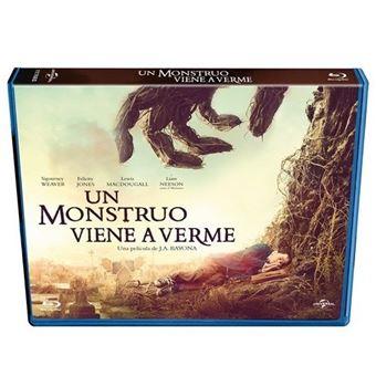 Un monstruo viene a verme - Blu-Ray Ed Horizontal
