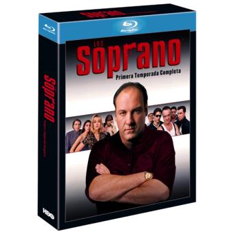 Pack Los Soprano - 1ª Temporada - Blu-Ray
