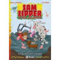 Sam Zipper. Suspenso en salami