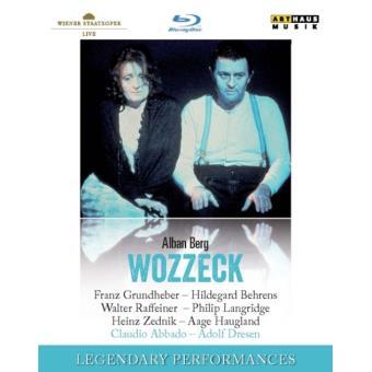 Wozzeck - Blu-Ray