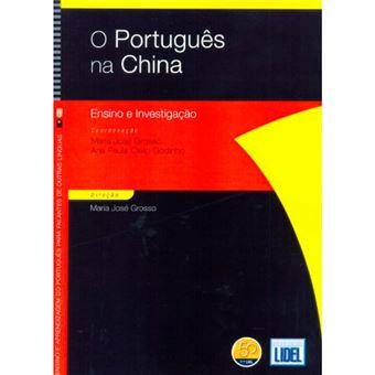 O Português na China - Ensino e investigação