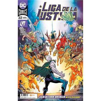 Liga de la Justicia 100/22