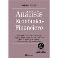 Análisis Económico-Financiero. Actualizado con el Nuevo Plan General Contable