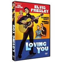 Loving you - DVD