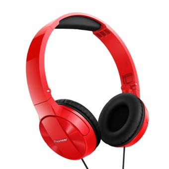 Auriculares Pioneer SE-MJ503R Rojo