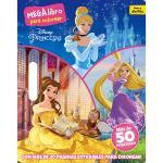 Princesas-megalibro para colorear c