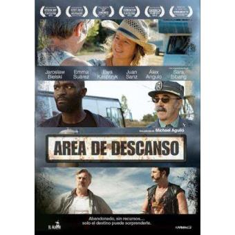 Area de descanso - DVD