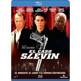 El caso Slevin (Blu-Ray) - DVD