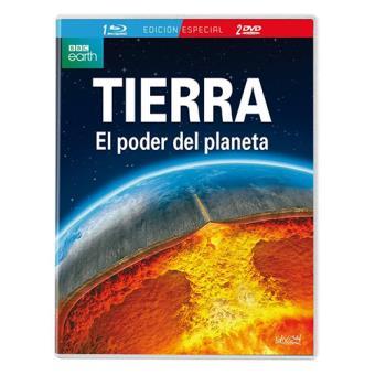 Tierra. El poder del planeta - Blu-Ray + DVD