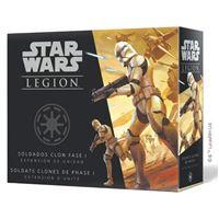 Star Wars Legión: Soldados clon Fase I