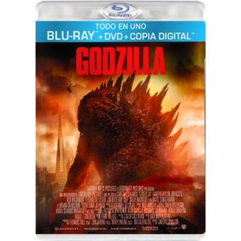 Godzilla - Blu-Ray + DVD + Copia digital