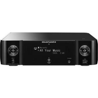 Marantz MCR 511 negro + Cajas acústicas Boston Acoustics A25 negra