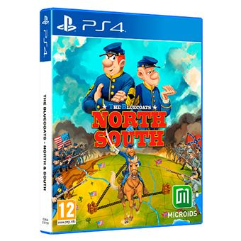 The Bluecoats. North VS South Limited PS4