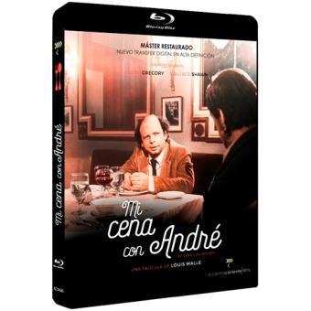 Mi cena con André - Blu-Ray