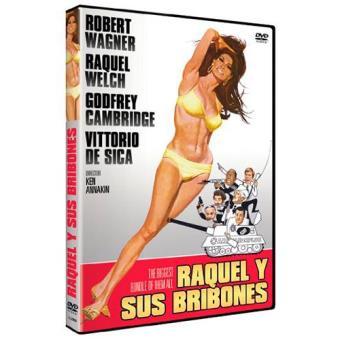 Raquel y sus bribones - DVD