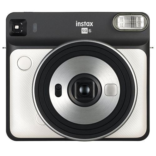 Cámara instantánea Fujifilm Instax SQ6 Blanco Perlado