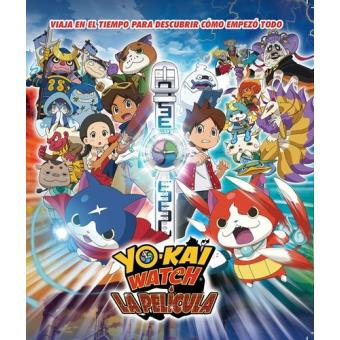 Yo Kai Watch La película - Blu-Ray