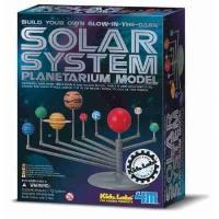 Crea y juega Sistema Solar