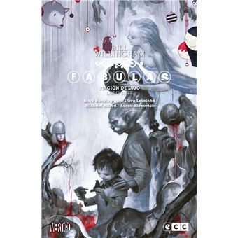 Fábulas: Edición de lujo - Libro 07 (Segunda edición)
